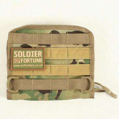 Molle Battle Medium Commanders Panel MAC790 • 12.99£