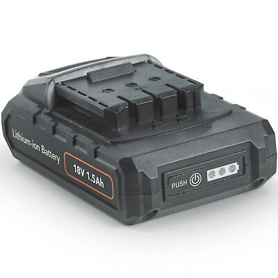 VonHaus Spare/Replacement Battery For 18V Cordless Drill (Model Number 3500025) • 9.99£