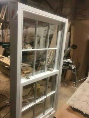 Wooden Double Glazed Sash Window • 1,500£