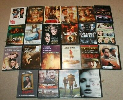$ CDN6.56 • Buy Lot Of 22 DVDs / Movie Titles - Some New