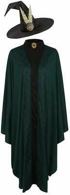 $ CDN63.48 • Buy George Harry Potter Professor McGonagall Adults Fancy Dress Costume Outfit & Hat