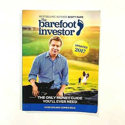AU20.99 • Buy The Barefoot Investor: The Only Money Guide You'll Ever Need By Scott Pape