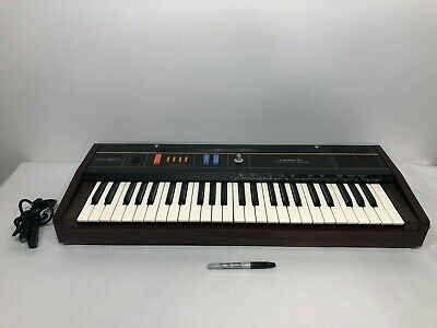 $249.98 • Buy TESTED - RARE Vtg CASIO CT-101 Casiotone Piano Keyboard Retro 80s Synth Music
