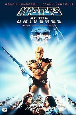 $16.50 • Buy Masters Of The Universe (DVD, 2001)