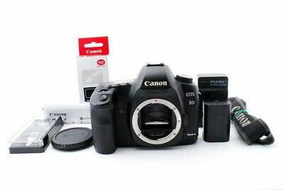 $ CDN777.31 • Buy Canon EOS 5D Mark II Body 21.1MP Camera Body / Focusing Screen Japan [5027]