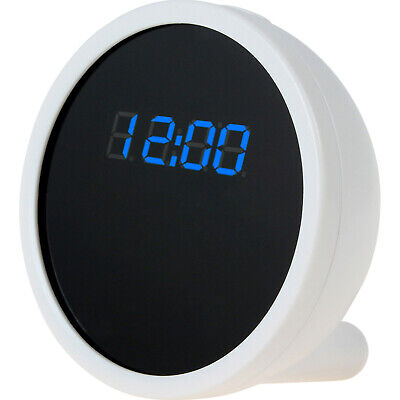 AU98.37 • Buy IPhone / Android Wireless WIFI Video Camera Alarm Clock Full HD 1080p Recorder
