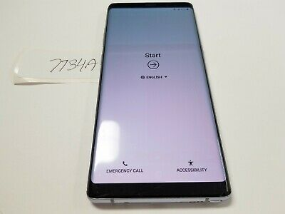 $ CDN204.30 • Buy Samsung Galaxy Note 8 SM-N950U - 64GB - Orchid Grey (Sprint) (7934A)