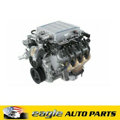 AU29950 • Buy Chevrolet Performance LS9 6.2 638HP Supercharged Crate Engine HSV GTS W1 NOT LSA