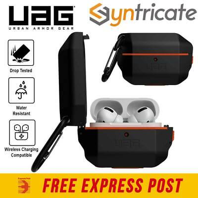 AU54.95 • Buy Apple Airpods Pro UAG Hard Case - Black/Orange