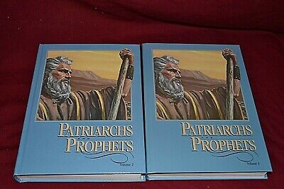 $14.99 • Buy Patriarchs And Prophets E.G White 1970 VO. 1&2