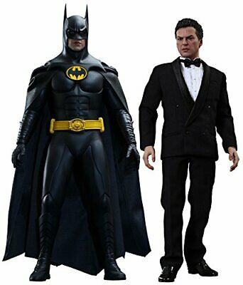 $ CDN1256.17 • Buy Movie Masterpiece Batman Returns Batman And Bruce Wayne (Set Of 2) 1/6 Scale Pla