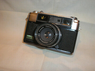 AU30 • Buy Yashica J Camera (for Parts Or Repair)