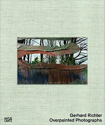 $275 • Buy Gerhard Richter: Overpainted Photographs By Gerhard Richter: Used