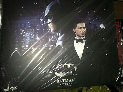 $ CDN876.98 • Buy Hot Toys Batman Returns MMS294 Batman And Bruce Wayne