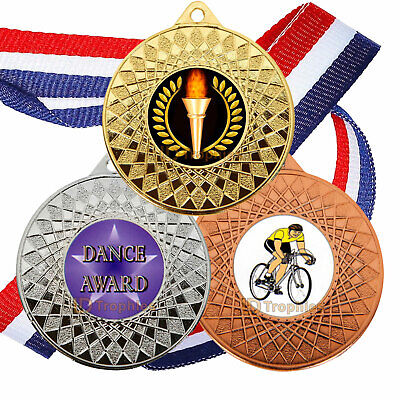 £73.25 • Buy 70 X Multi Sport Medals, Games, Birthday Party, Sports Awards, Winner Trophy