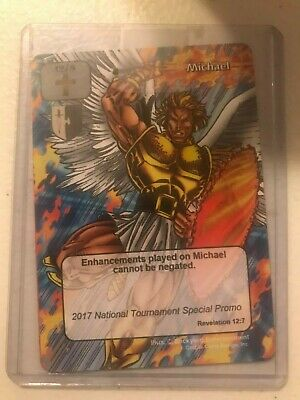 $60 • Buy Redemption CCG 2017 Nationals Special Promo Michael