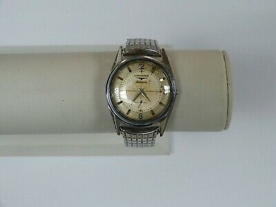 $ CDN330.26 • Buy Vintage Longines 19a 17j Automatic Stainless Steel Wrist Watch