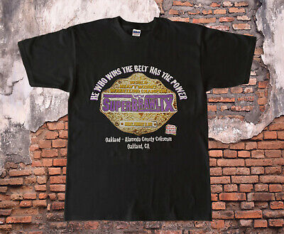 $ CDN31.33 • Buy Vintage T Shirt WCW PPV SUPER BRAWL IX 2 21 99 Shirt XL NWO WWE