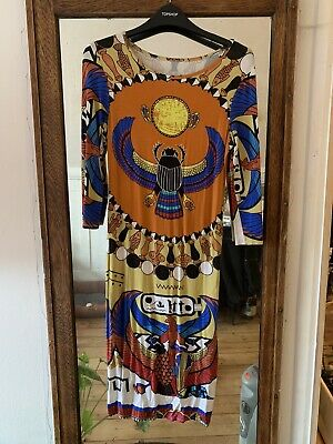 £20 • Buy Textile Federation Aztec Dress As Seen On Beyonce 8-10