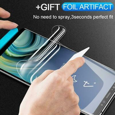 $ CDN6.49 • Buy For Samsung Galaxy S8 S9 S10 S20 Plus S20 Fe S10E Note 20 Full Screen Protector
