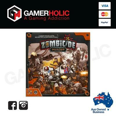 AU130 • Buy Zombicide Invader Board Game Brand New