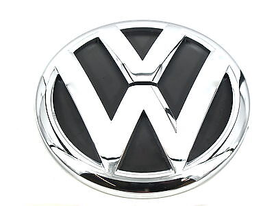 Genuine New VW VOLKSWAGEN REAR DOOR BADGE Emblem For Touareg 2010-2017 TDI TSI • 27.95£
