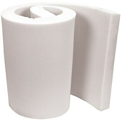£8.78 • Buy Upholstery High Density White Foam (SOFA, CHAIR, BENCH, SEAT, REPLACEMENTS)