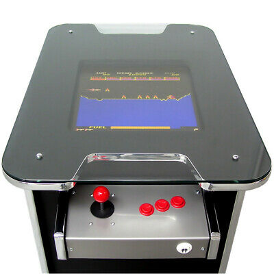 £849 • Buy Retro Arcade Cocktail Table Machine With 516 Retro Games - King Of Air 2