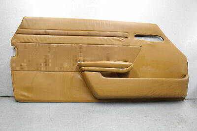 $174.99 • Buy Mercedes W107 R107 280SL 350SL 450SL SLC Palomino Driver Door Panel Assembly OEM