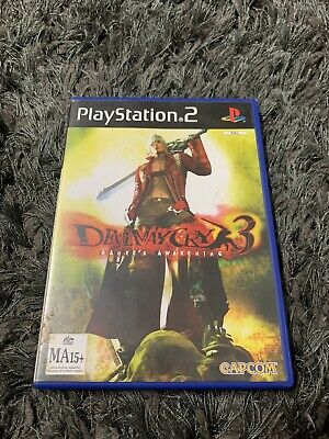 AU15 • Buy Devil May Cry 3 PS2 PAL *COMPLETE*