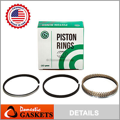 AU38.07 • Buy Made In USA Piston Rings Fit 83-92 Toyota Cressida Supra 2.8L 3.0L 5MGE 7MGE