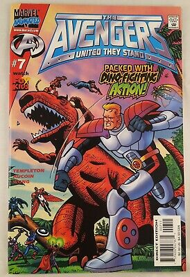 Avengers (United They Stand) #7 : June 2000 : Marvel Comic Book • 6.95£