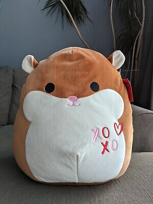$ CDN32 • Buy Squishmallows 16 Inch Humphrey The Hamster Valentine's Exclusive Squishmallow