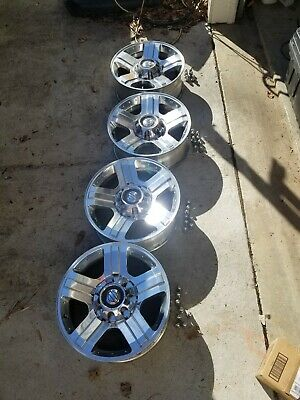 $1100 • Buy Ford F250 F350  Harley Davidson 20  Genuine Oem Wheels Rims 2005 2006