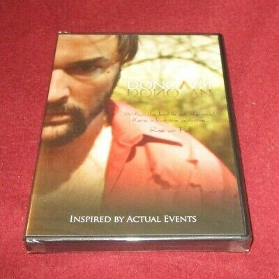 Donovan DVD NEW SEALED Jason Bee, Kelsey Deanne, Raymund C King • 8.58£