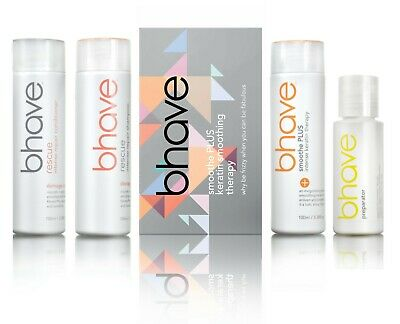 AU149.95 • Buy Bhave Smoothing Therapy Shot Box Repair Keratin Rescue Or Hydrator Repair Hair