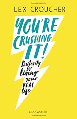 AU13.28 • Buy Lex Croucher-You'Re Crushing It (Positivity For Living Your Real Life) BOOK NEW