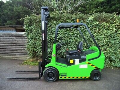 £6250 • Buy CTC 3.5ton/3500kg Capacity Electric Counterbalance Forklift Truck
