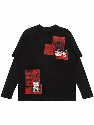 £89.82 • Buy Rare Longsleeve Drop Dead Clothing - New Nightmares Size Small (S) Oliver Sykes