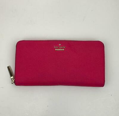 $ CDN75 • Buy Kate Spade New York Lacey Leather Zip Around Wallet