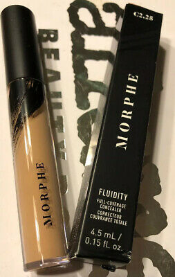 $8.99 • Buy BRAND NEW MORPHE FLUIDITY FULL-COVERAGE CONCEALER  -C2.25- SOFT MATTE Authentic