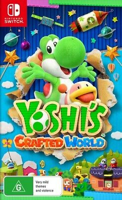 AU83.76 • Buy Yoshis Crafted World  - Other Game - BRAND NEW
