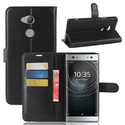 AU11.46 • Buy For Sony Xperia XA2 Ultra Flip Wallet Case/Cover/Card Holder/kirkstand/Pouch