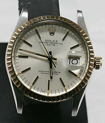 $ CDN3308.43 • Buy VINTAGE Rolex Ref 15053 Men's  Oyster Perpetual Quick Set Automatic Watch Head.