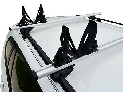 AU79.95 • Buy Kayak Canoe Carrier Holder Mounted For Roof Rack With T Channel Or Square Bar