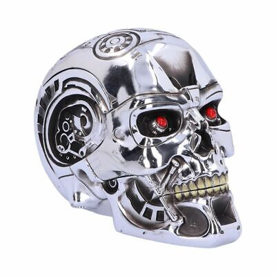 £32.99 • Buy T-800 TERMINATOR 2 Officially Licensed Head Box 18cm Nemesis Now Gift - FREE P+P