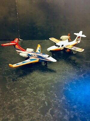 Matchbox Aircraft Small Bundle Business Jet & Search Plane Good Used Condition • 3.50£