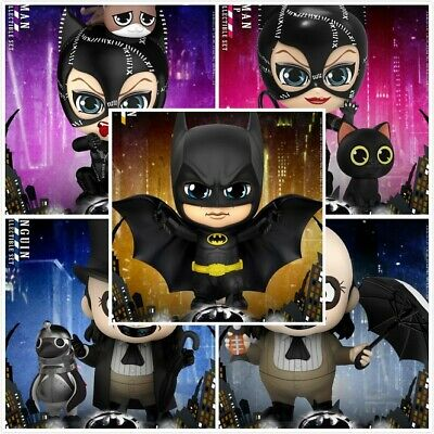 $ CDN42.73 • Buy Pre-order Hot Toys COSBABY Batman Returns COSB714-718 PVC Collectible Toy