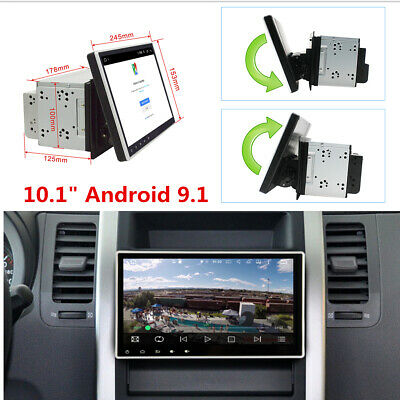 $ CDN225.19 • Buy 10.1inch Car Stereo Radio GPS Android 9.1 2Din Wifi 3G 4G Mirror Link Bluetooth