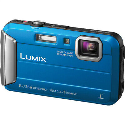 AU190 • Buy Panasonic - DMC-FT30-A - Lumix Digital Camera